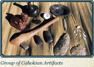 Cahokia Artifacts