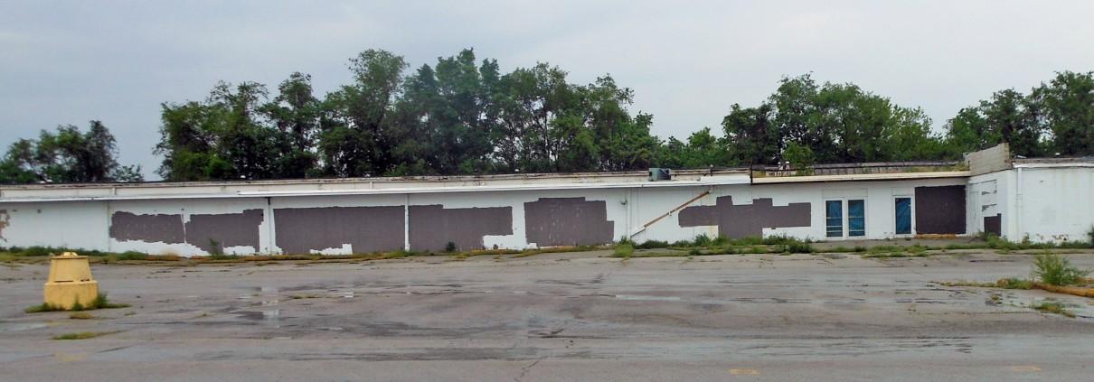 Mound 30 base under Grandpas