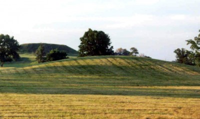 Mound 56 and Monks Mound 2