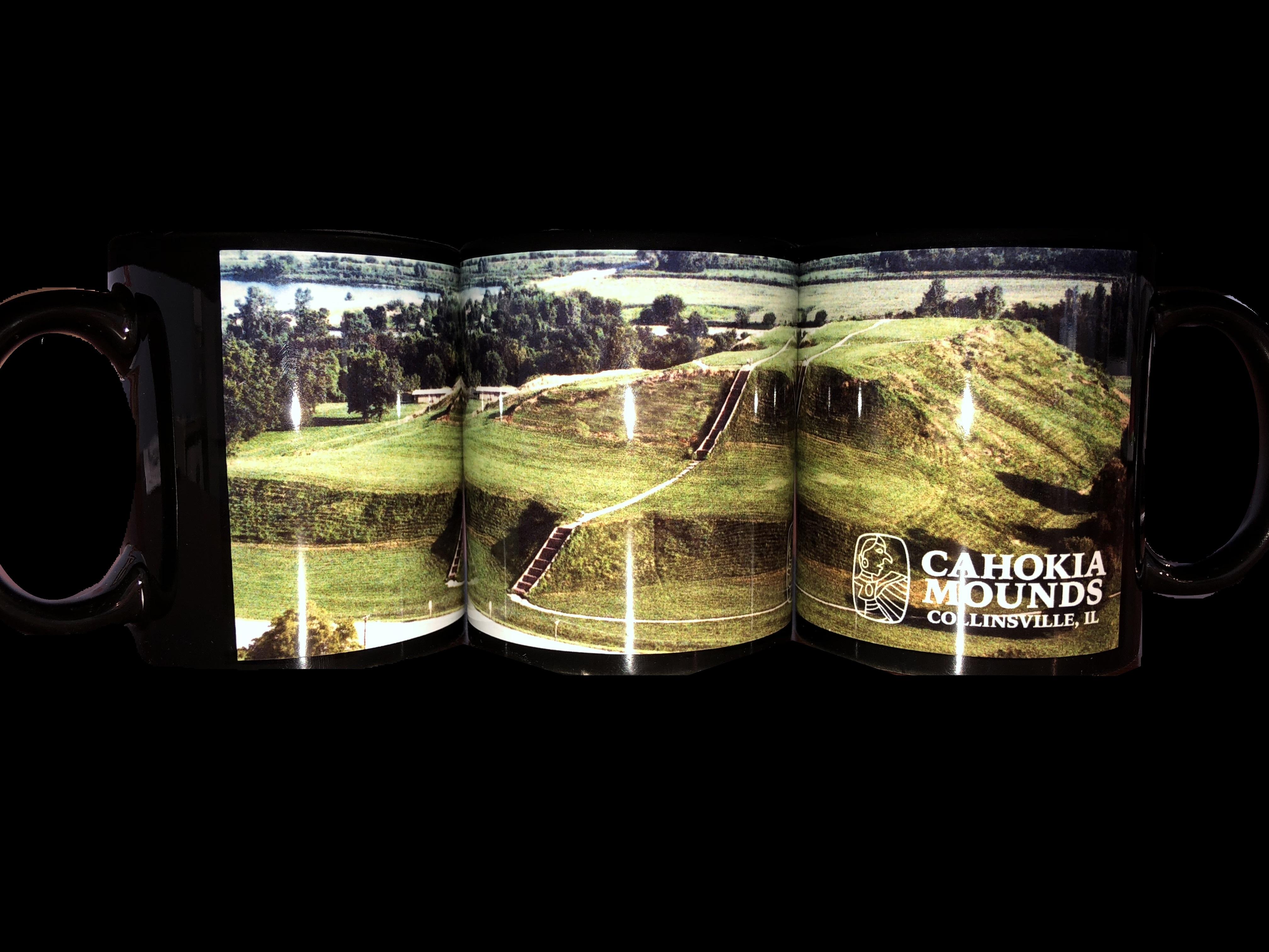 Monks Mound Mug